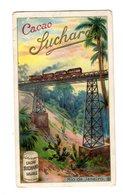 Chroms Chocolat Suchard, Suisse, 121 / 8, Train, Rio De Janeiro, Bresil - Suchard
