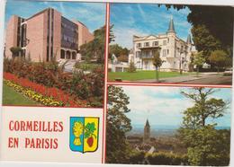 Val D Oise :  CORMEILLES  En  PARISIS : Vues  1990 - Cormeilles En Parisis