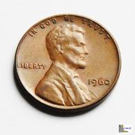 US - 1 Cent - 1960 - EDICIONES FEDERALES