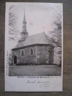 Cpa Marche En Famenne - Chapelle Du Monument - D.V.D. 7676 H. Séverin Marche - 1903 - Marche-en-Famenne