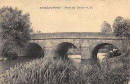 Etréaupont - Pont Du Thon - France