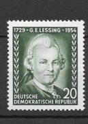 1954 MNH DDR - [6] República Democrática