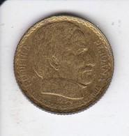 MONEDA DE PERU DE 10 CENTAVOS DEL AÑO 1954  (COIN) - Perú