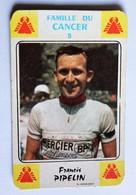 Cyclisme Ancienne Carte à Jouer Francis Pipelin Cycliste Saint Méen Le Grand 7 Familles Signe Astrologique Cancer - Ciclismo