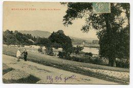 CPA - Carte Postale - France - Mont Saint Père - Vallée De La Marne - 1906 (CP2964) - France