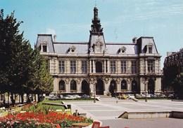 POITIERS L'HOTEL DE VILLE VEHICULES EN STATIONNEMENT (dil366° - Poitiers