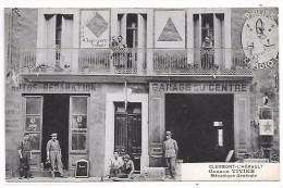CLERMONT L'HERAULT - Garage Vivier - Mécanique Général - Clermont L'Hérault