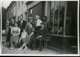 61 Orne Tourouvre 1936 Lot De 9 Photographies Et Trois CPSM 18x12cm - Lugares