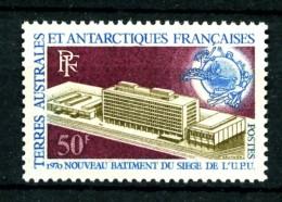 TAAF - 33 - 50F  U.P.U. - Neuf N** - Très Beau. - French Southern And Antarctic Territories (TAAF)