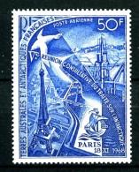 TAAF - PA 18 - 50F  Traité Sur L'Antarctique - Neuf N** - Très Beau. - Airmail