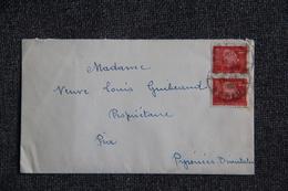 Lettre De PEZENAS Vers PIA - Lettres & Documents