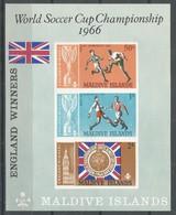 MALDIVE ISLANDS - MNH - Sport - Soccer - World Cup - 1966 - Coupe Du Monde