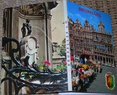 Bruxelles Carnet De 10 Cartes Vues - Editions DEMOL BRUXELLES N°11 (contenu Voir Description) - Belgique
