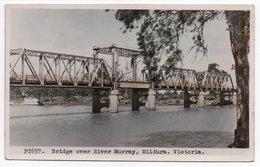 AUSTRALIA - BRIDGE OVER RIVER MURRAY, MILDURA / PONT - Mildura