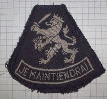 Vintage (early 1950's) RAF Royal Air Force Sleeve Patch - Netherlands - Patches