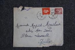 Lettre De CASTRES Vers GAILLAC - Lettres & Documents