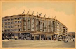 BRUXELLES - La Gare Centrale - Chemins De Fer, Gares