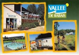 CPM - VIRTON - Camping Vallée De Rabais, Rue Du Bonlieu - Virton