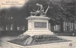 GEMBLOUX - Monument Lejeune Et Fauquet - Gembloux