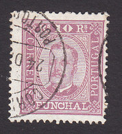 Funchal, Scott #2, Used, King Carlos, Issued 1892 - Funchal
