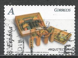 Spain 2008. Scott #3540g (U) Building Blocks, Toy * - 2001-10 Oblitérés