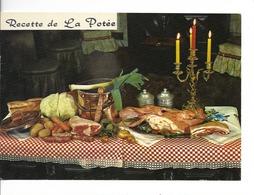 La Recette De La Potée / Recette N° 7  Par E. Bernard / CPM Lyna Neuve / - Recettes (cuisine)