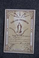 ST PONS ( 34) - Petit Séminaire, TABLEAU D'HONNEUR, Classe De Philosophie. - Diploma & School Reports