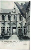 Sainte Josse Ten Noode  Instituut Des Dames De Marie   Belgien 8 Cent Feldpost - St-Josse-ten-Noode - St-Joost-ten-Node