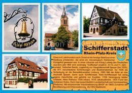 73225759 Schifferstadt Heimat Museum Kirche Rathaus Fachwerkhaus Schifferstadt - Schifferstadt