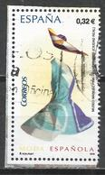 Spain 2009. Scott #3654a (U) Linen Dress And Hat * - 1931-Aujourd'hui: II. République - ....Juan Carlos I