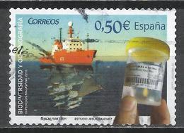 Spain 2011. Scott #3768 (U) Malaspina Oceanographic Expedition * - 1931-Aujourd'hui: II. République - ....Juan Carlos I