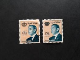Maroc - Morocco - 1999 - Série Hassan II - 0.50 Dhs - Neuf(*) - N° Michel 1350 - RR - Maroc (1956-...)