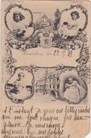 POSTCARD LUXEMBOURG -   MONARQUIA ROYALTY - ROYAL FAMILIE - PRINCESSES - Koninklijke Families