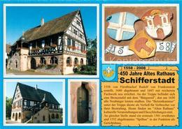 73225757 Schifferstadt Altes Rathaus Details Schifferstadt - Schifferstadt