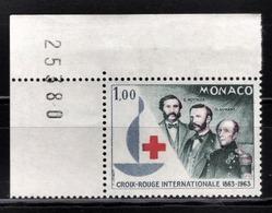 MONACO 1963 N° 608  NEUF** - Monaco