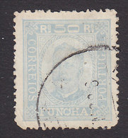 Funchal, Scott #6, Used, King Carlos, Issued 1892 - Funchal