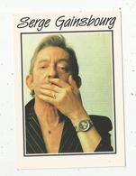 Cp ,spectacle , Artiste , SERGE GAINSBOURG , Vierge , N° Dk 585 - Artistes