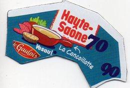 Magnet Le Gaulois HAUTE SAONE 70 - Advertising