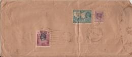 Burma  1947  Registered Cover To India    #  10200   D  Inde Indien - Myanmar (Burma 1948-...)
