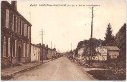 51-SAINT REMY EN BOUZEMONT-RUE DE LA GENDARMERIE-N°R2044-B/0275 - Saint Remy En Bouzemont