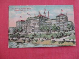 Home Of Shredded Wheat Niagara Falls NY   Ref 2952 - Publicité