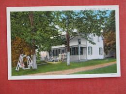 Maplehurst - Gayhead - New York   Ref 2952 - NY - New York