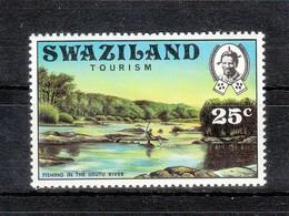 Swaziland 1972**, Tourismus / Swaziland 1972, MNH, Tourism - Swaziland (1968-...)
