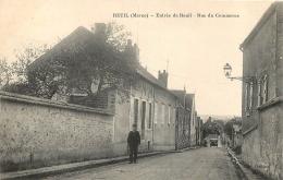 REUIL ENTREE RUE DU COMMERCE EDITION GODINAT - France