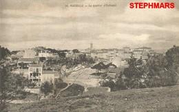 CPA 13 : N°36 - MARSEILLE - ENDOUME LE QUARTIER - édition NOUVELLES GALERIES - Endoume, Roucas, Corniche, Beaches