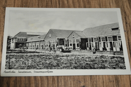 130- Appelscha, Sanatorium, Vrouwenpaviljoen - Pays-Bas