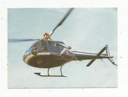 Autocollant , GENDARMERIE NATIONALE , Hélicoptère - Autocollants