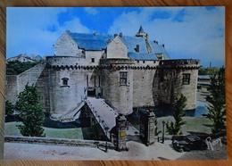 44 : Nantes - Château Des Ducs De Bretagne - Côté De L'entrée - (n°12684) - Nantes