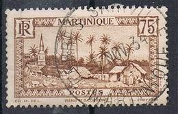 """MARTINIQUE N°146  Avec Belle Oblitération De """"Terres Sainville"""" - Gebraucht"""