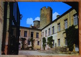 63 : Château De Ravel - Château Féodal Devenu Possession Royale Sous Philippe III - (n°12685) - France